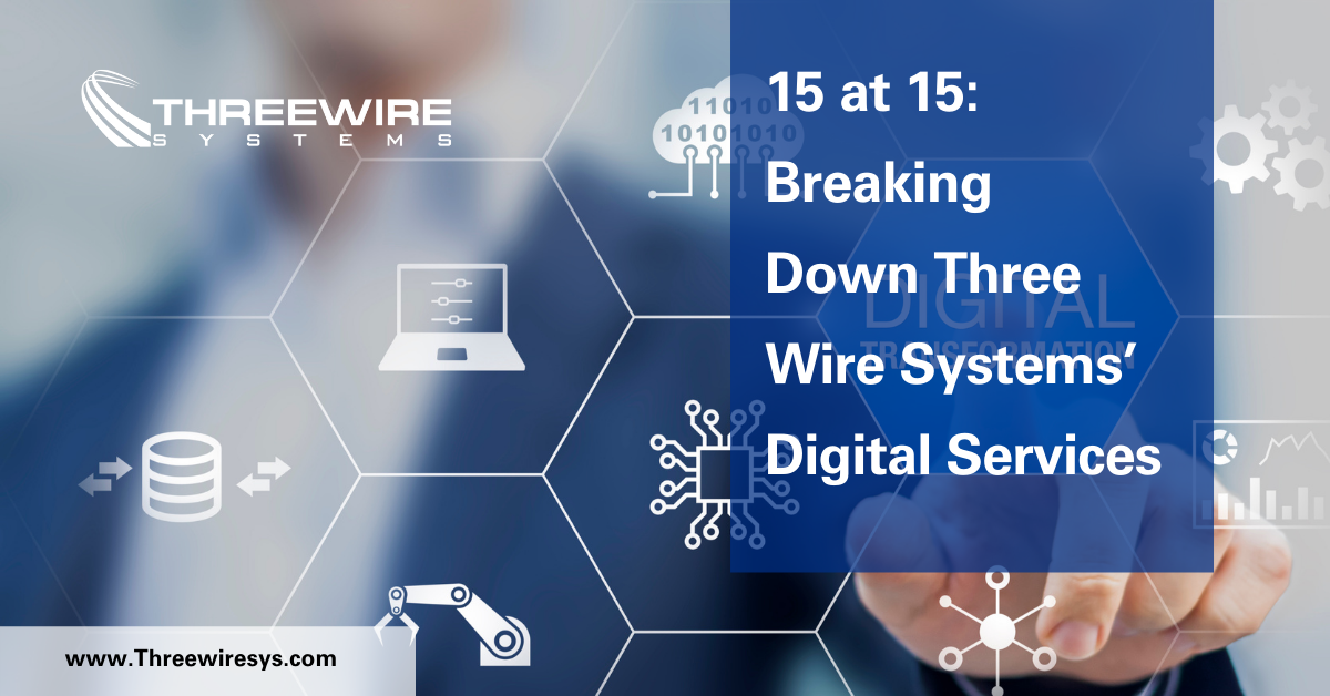 15 at 15: Breaking Down Three Wire Systems' Digital Services
