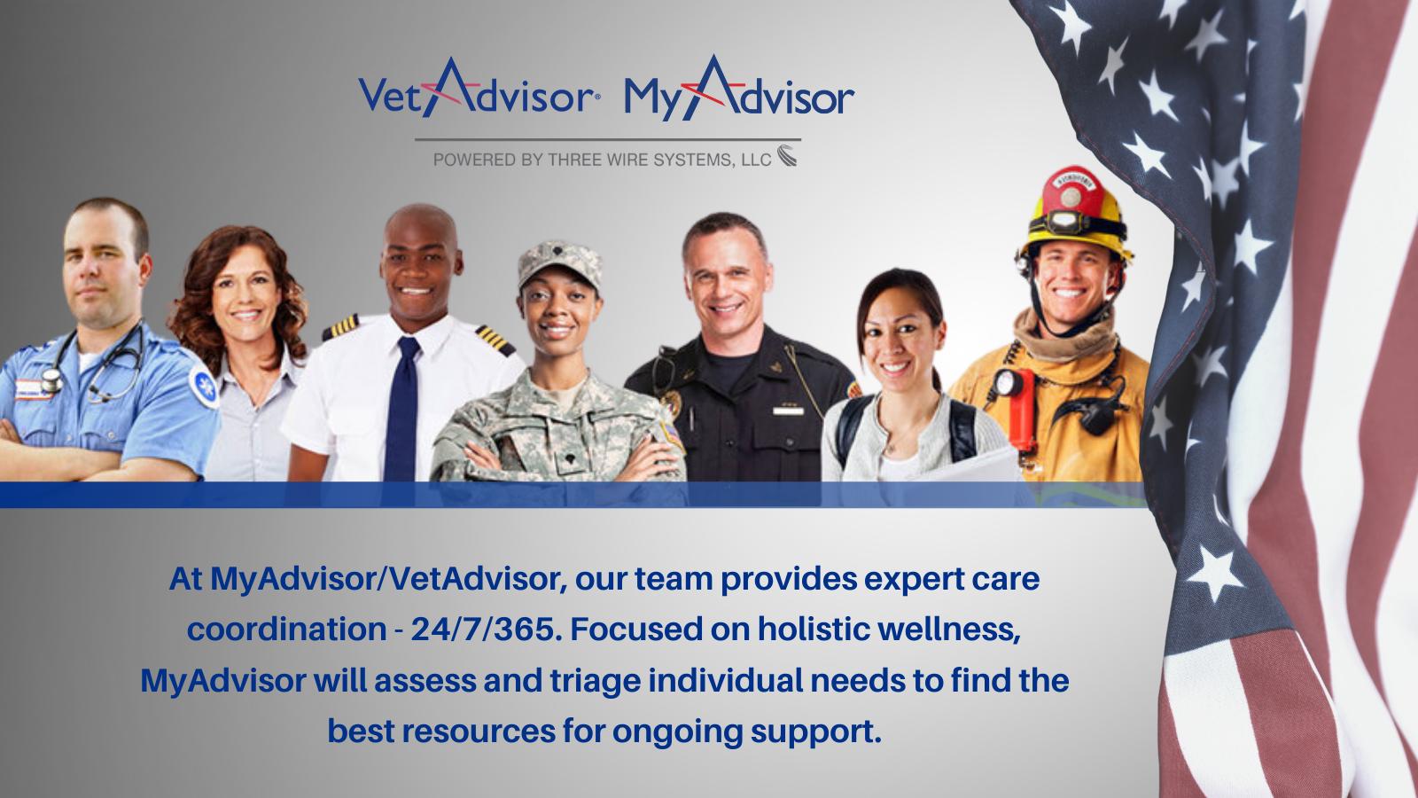 New Office, Same Mission: MyAdvisor Serves Those Who Serve Others