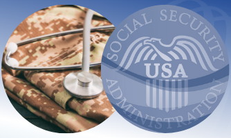 HOW TO QUALIFY FOR SOCIAL SECURITY DISABILITY BENEFITS AT THE SAME TIME AS VA DISABILITY